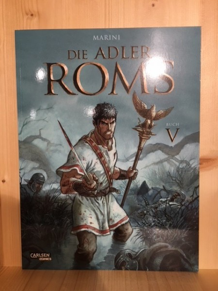 Die Adler Roms Buch V
