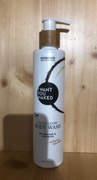 Saint Clouds COCO GLOW Body Wash mit Bio-Kokosöl 250 ml