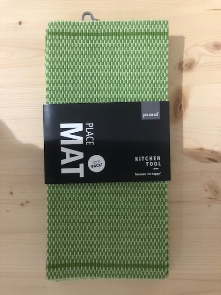 RISOTTO placemats (4 units/set) 35 x 48