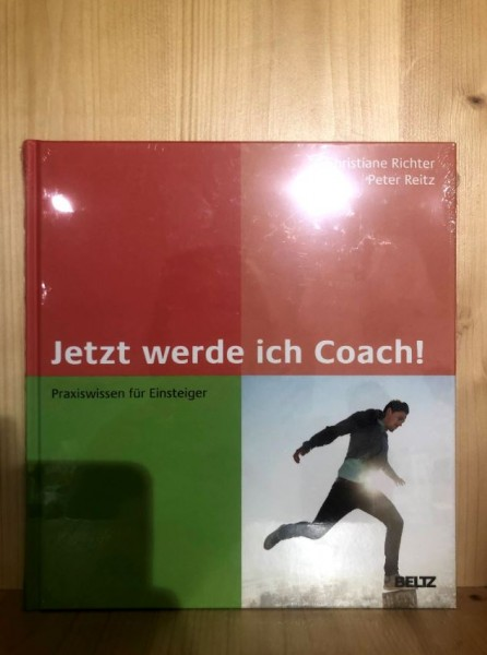 Jetzt werde ich Coach!