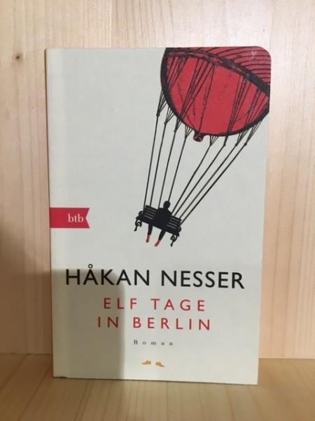 Elf Tage in Berlin