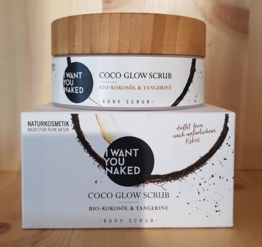 Saint Clouds COCO GLOW Scrub