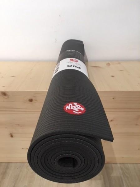 PROlite(R) Long & Wide yoga mat 79'' Black