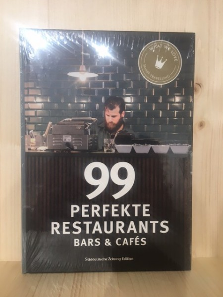 99 perfekte Restaurants Bars & Cafés