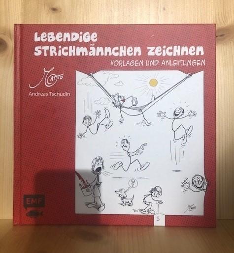 LEBENDIGE STRICHMÄNNCHEN ZEICHNEN