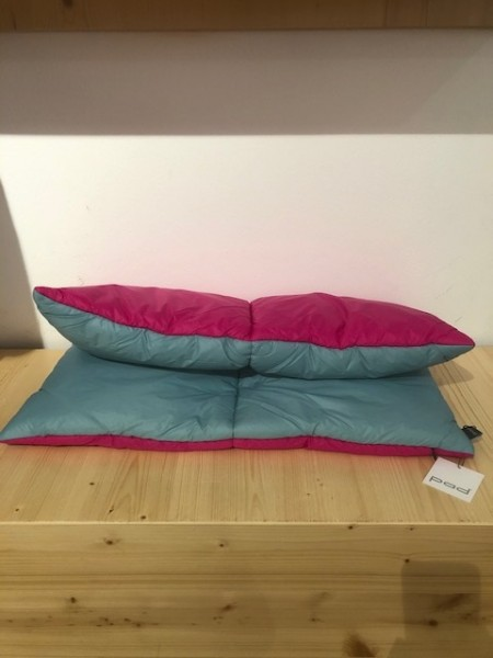 GARMENT cushion cover 60x60, pink