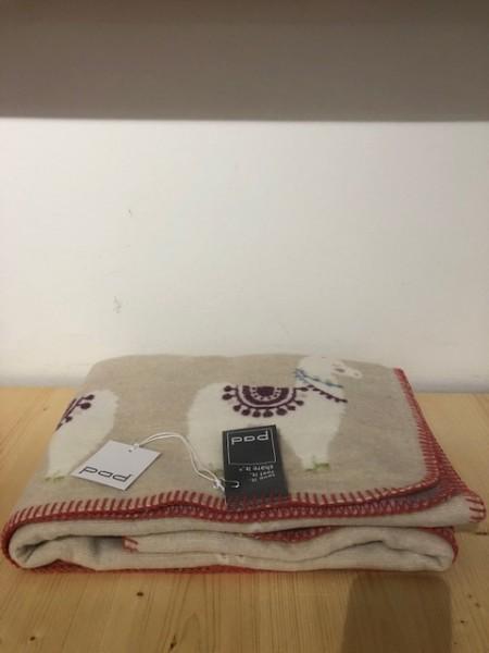 LAMA blanket, multi