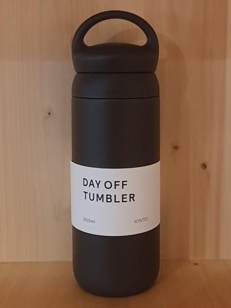 DAY OFF TUMBLER 500ml dark gray