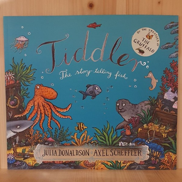 Tiddler The story-telling fish