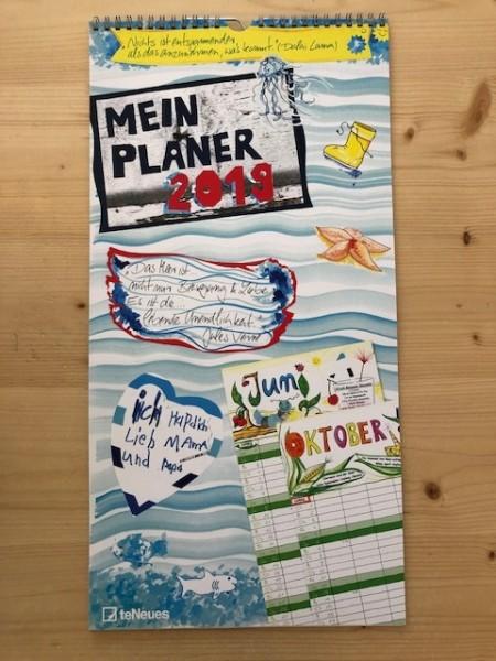 Mein Planer 2019