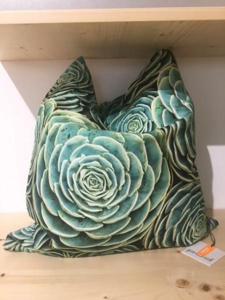 SUCCULENT cushion cover 45 x 45