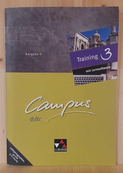 Campus B neu Training 3