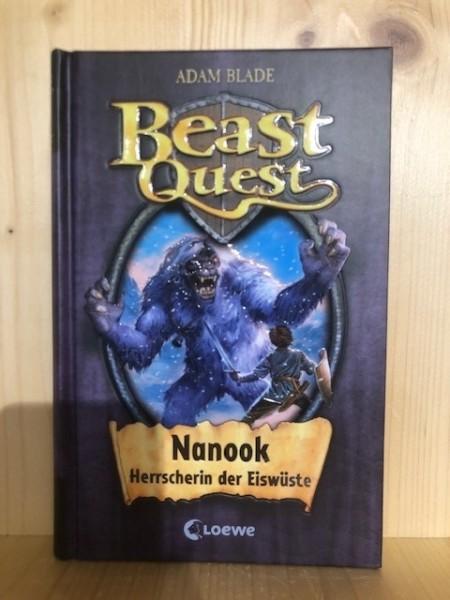 Beast Quest Nanook
