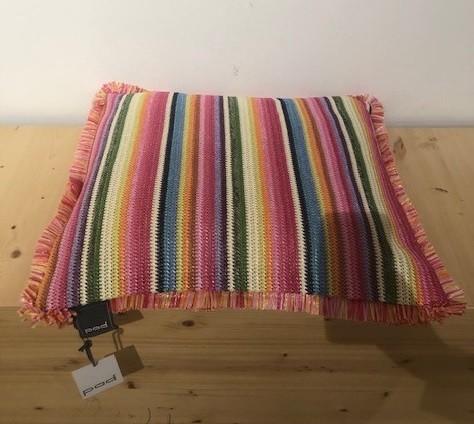 STRAW cushion cover 50x50, multi