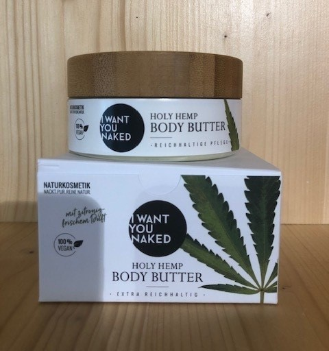 Saint Clouds HOLY HEMP BODY BUTTER
