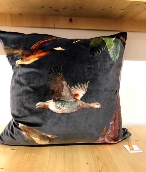 DUCK cushion cover 60 x 60, grey