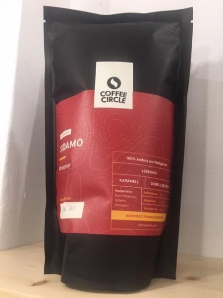Espresso 350g - ganze Bohnen