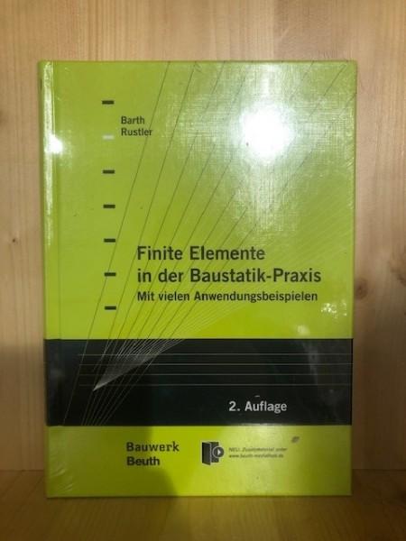 Finite Elemente in der Baustatik-Praxis