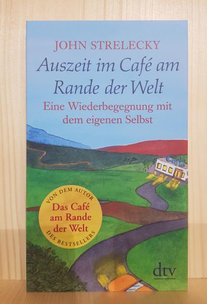 Auszeit im Café am Rande der Welt