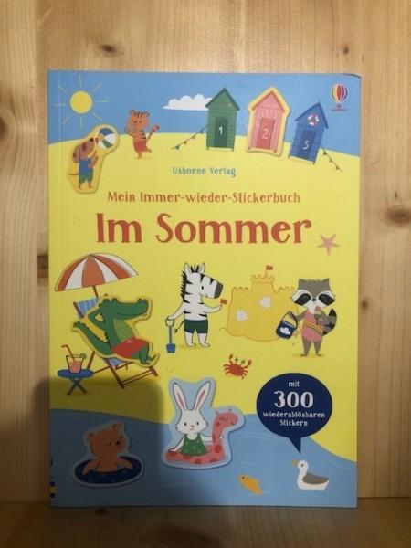 Mein Immer-wieder-Sickerbuch Im Sommer