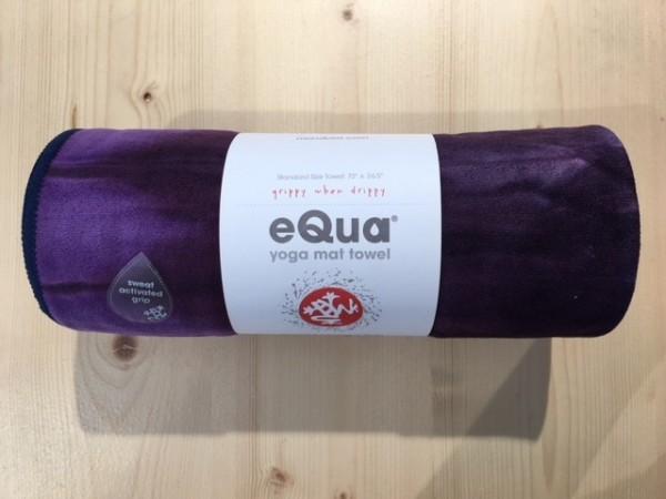EQua Yoga Towel Indulge Hand Dye