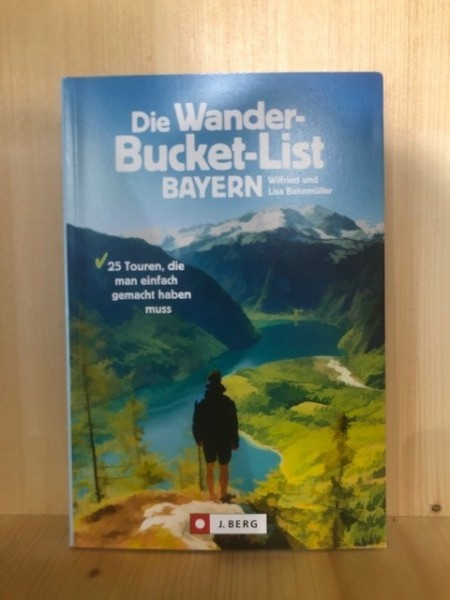 Wander-Bucket List Bayern