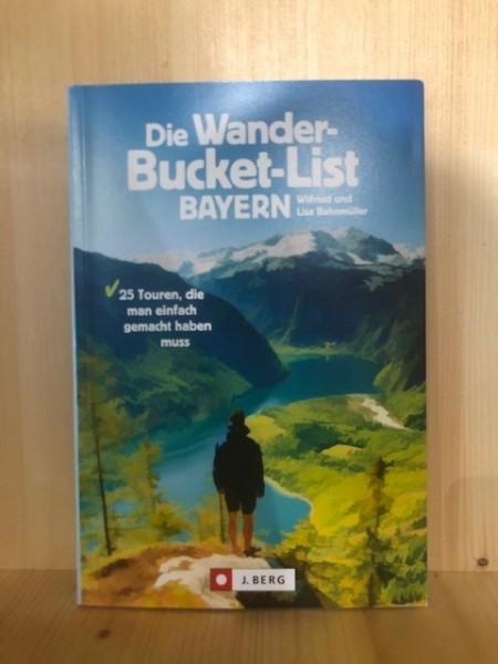 Wander-Bucket List Bayern
