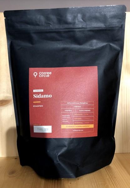 Espresso 1000g - ganze Bohnen