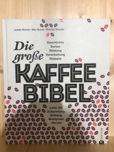 Die große KAFFEE-BIBEL