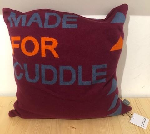 CUDDLE cushion cover 45 x 45