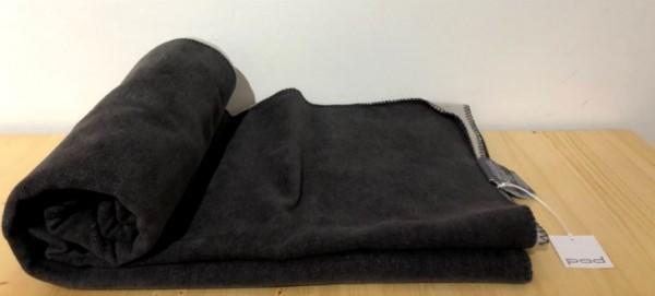 HOBART blanket 150 x 200, grey